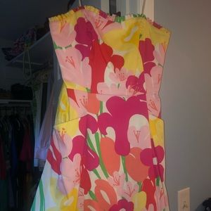 Floral Lilly dress